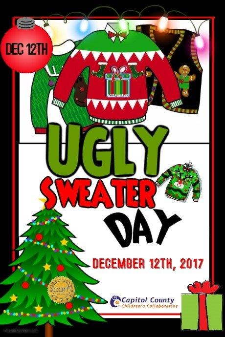 Ugly Sweater Day 2017