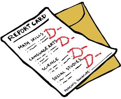 Bad Report Card