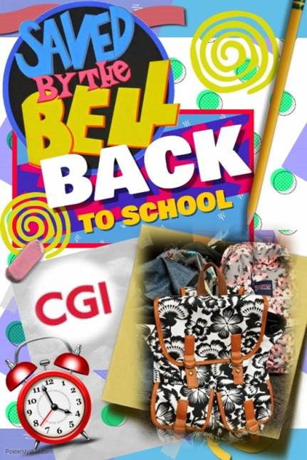 Saved By The Bell Back to School