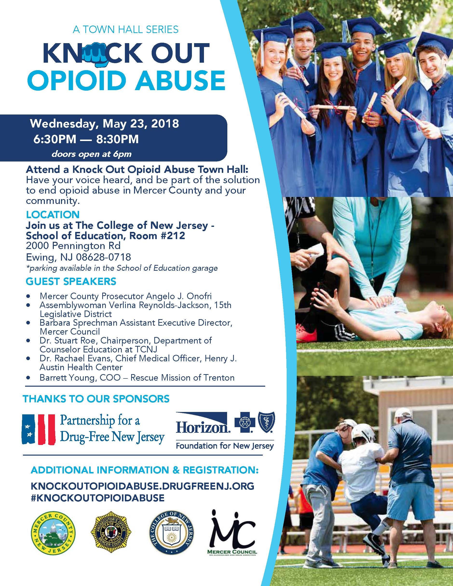 Knock Out Opioid Abuse