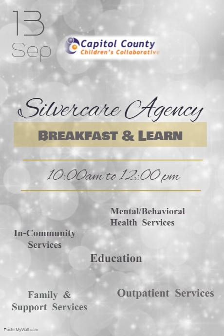 Silvercare Agency Breakfast and Learn September 2018