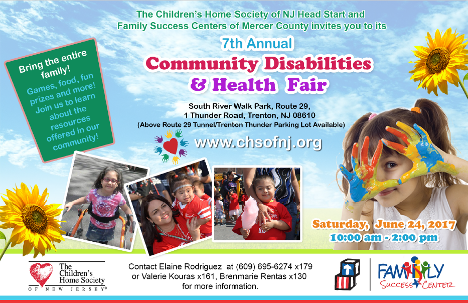Disabilities Fair Flyer